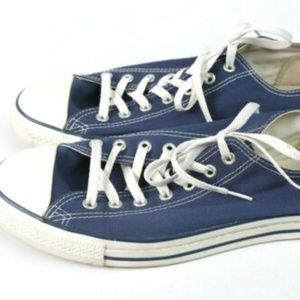 Converse All Star Chuck Taylor Low Top Blue 12